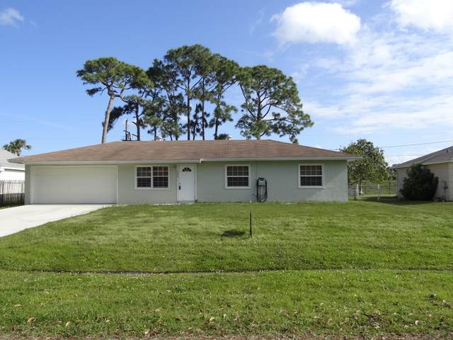 682 SE Karrigan Terrace, Port Saint Lucie, FL 34983 (#RX-10608462) :: Ryan Jennings Group