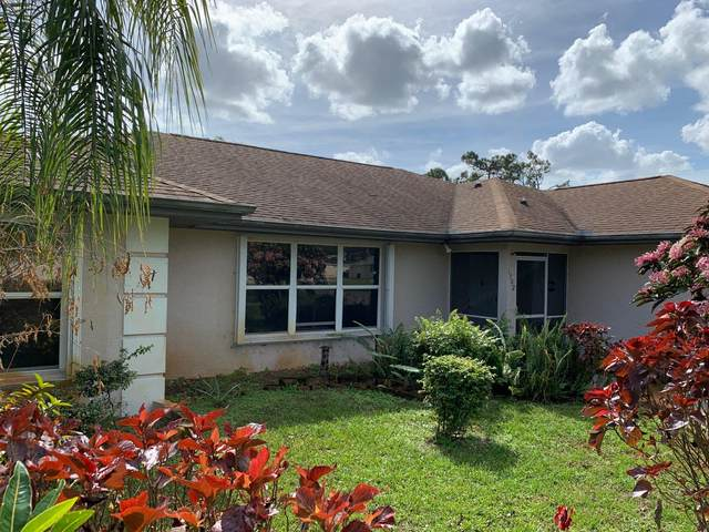 1702 SW Finch Lane, Port Saint Lucie, FL 34953 (#RX-10608487) :: Ryan Jennings Group