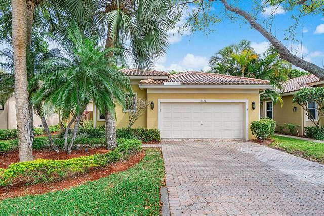 6630 NW 23rd Terrace, Boca Raton, FL 33496 (MLS #RX-10608494) :: Laurie Finkelstein Reader Team