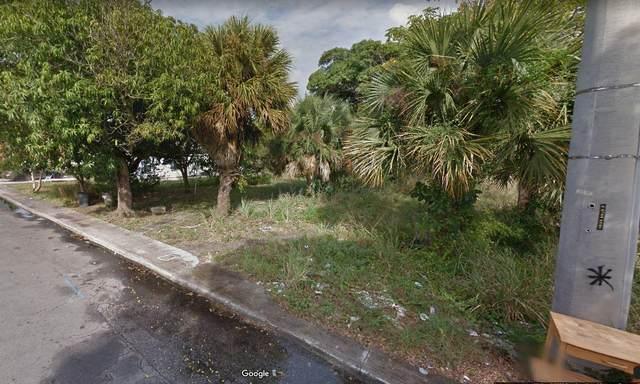 0 22nd Street, West Palm Beach, FL 33407 (#RX-10608600) :: Ryan Jennings Group