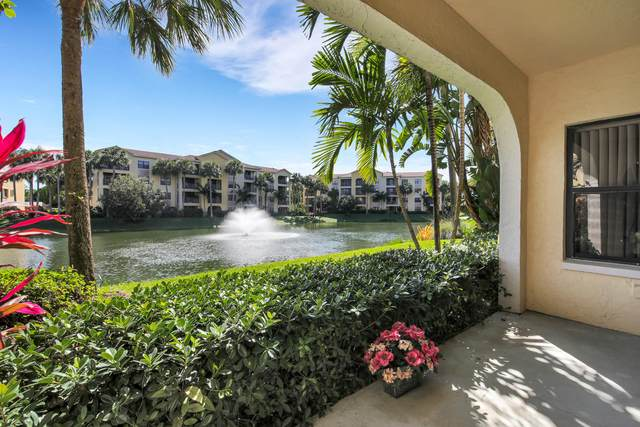 100 Uno Lago Drive #101, Juno Beach, FL 33408 (#RX-10608661) :: Ryan Jennings Group