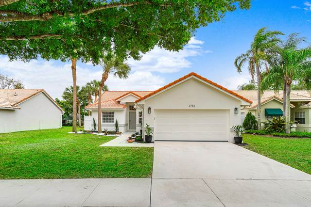 3752 S Lancewood Place, Delray Beach, FL 33445 (#RX-10608693) :: Ryan Jennings Group