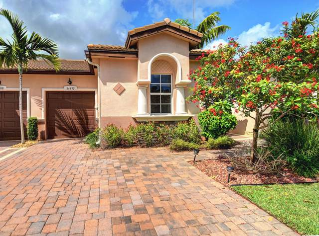 14692 Barletta Way, Delray Beach, FL 33446 (MLS #RX-10608724) :: The Paiz Group