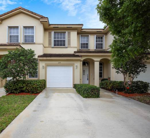 214 Elm Way, Boynton Beach, FL 33426 (#RX-10608725) :: Ryan Jennings Group