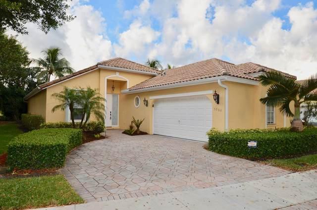 5268 Brookview Drive, Boynton Beach, FL 33437 (#RX-10608764) :: Ryan Jennings Group