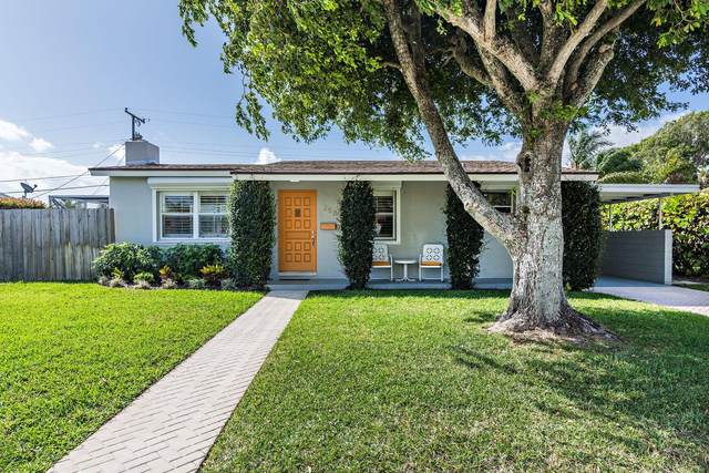 258 Rutland Boulevard, West Palm Beach, FL 33405 (#RX-10608793) :: Ryan Jennings Group