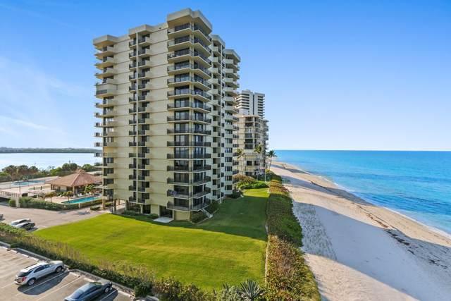 5440 N Ocean Drive #606, Singer Island, FL 33404 (#RX-10608805) :: Ryan Jennings Group
