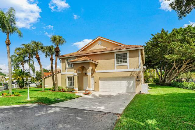7420 Shell Ridge Terrace, Lake Worth, FL 33467 (#RX-10608817) :: Ryan Jennings Group