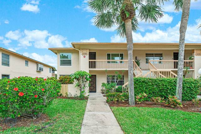 13192 Lucinda Palm Court A, Delray Beach, FL 33484 (#RX-10608827) :: Ryan Jennings Group