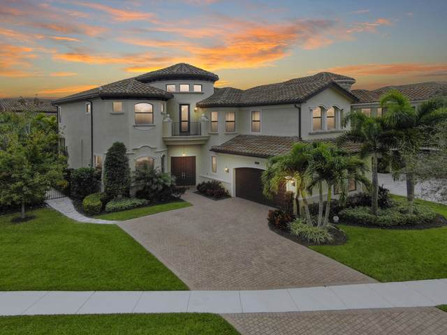 8182 Banpo Bridge Way, Delray Beach, FL 33446 (#RX-10608831) :: Ryan Jennings Group