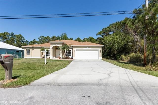 5969 NW Wesley Road, Port Saint Lucie, FL 34986 (MLS #RX-10608879) :: Castelli Real Estate Services