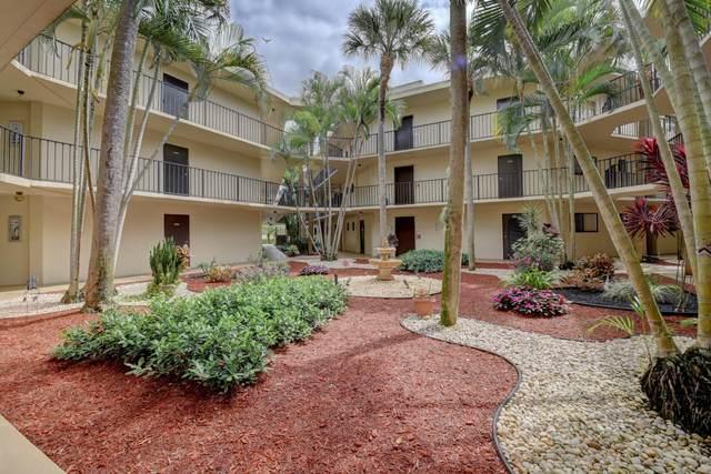 5370 Las Verdes Circle #208, Delray Beach, FL 33484 (#RX-10608951) :: Ryan Jennings Group