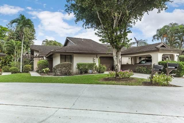 10056 Hickorywood Place, Boynton Beach, FL 33437 (#RX-10608955) :: Ryan Jennings Group