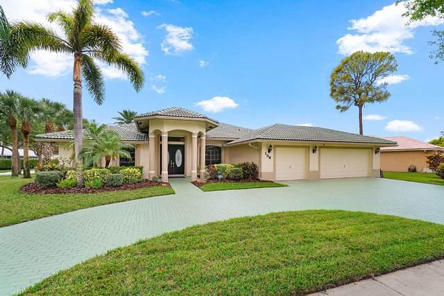 136 Black Olive Cres, Royal Palm Beach, FL 33411 (#RX-10608977) :: Ryan Jennings Group