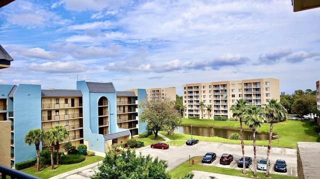 2820 Tennis Club Drive #502, West Palm Beach, FL 33417 (#RX-10609015) :: Ryan Jennings Group