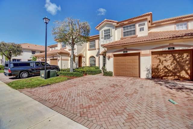 16080 Poppyseed Circle #203, Delray Beach, FL 33484 (#RX-10609040) :: Ryan Jennings Group