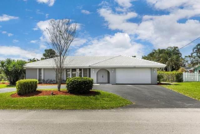 8301 W Lake Drive, Lake Clarke Shores, FL 33406 (#RX-10609078) :: Ryan Jennings Group