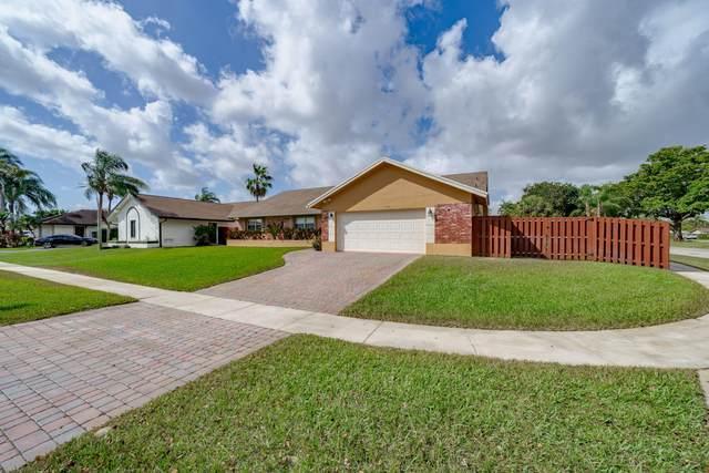 1630 NW 118th Terrace, Pembroke Pines, FL 33026 (#RX-10609082) :: Ryan Jennings Group