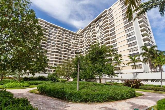 600 Three Islands Boulevard #1507, Hallandale Beach, FL 33009 (#RX-10609090) :: Ryan Jennings Group