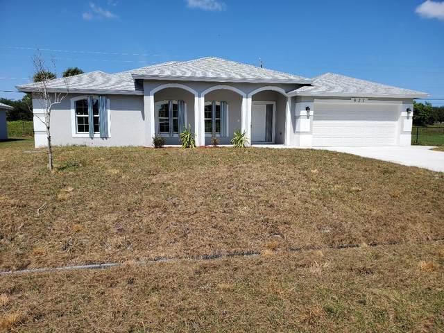 921 SW Janette Avenue, Port Saint Lucie, FL 34953 (#RX-10609149) :: Ryan Jennings Group