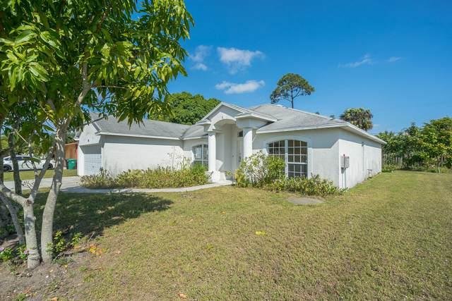 971 SW Dalton Avenue, Saint Lucie West, FL 34953 (MLS #RX-10609166) :: Laurie Finkelstein Reader Team