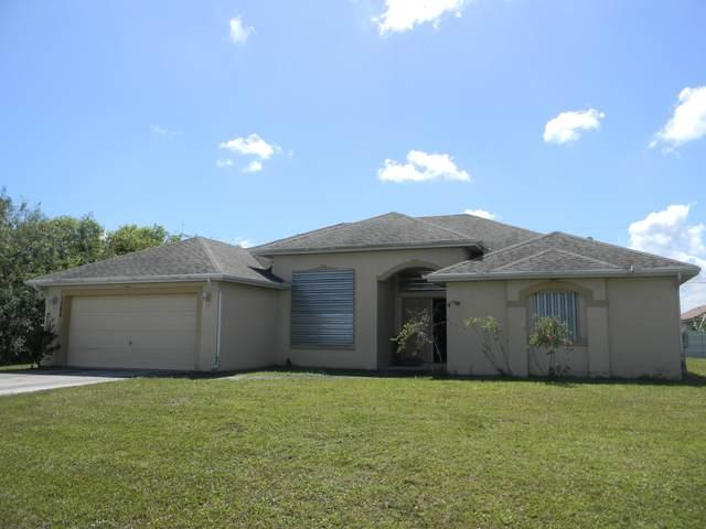 1266 SW Santiago Avenue, Port Saint Lucie, FL 34953 (#RX-10609194) :: Ryan Jennings Group