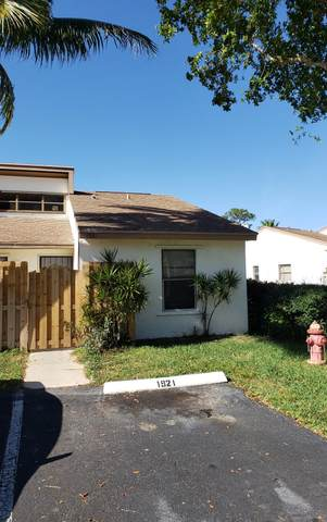 1921 Monks Court, West Palm Beach, FL 33415 (#RX-10609221) :: Ryan Jennings Group