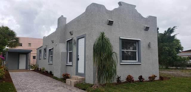 3726 Miller Avenue, West Palm Beach, FL 33405 (#RX-10609269) :: Ryan Jennings Group