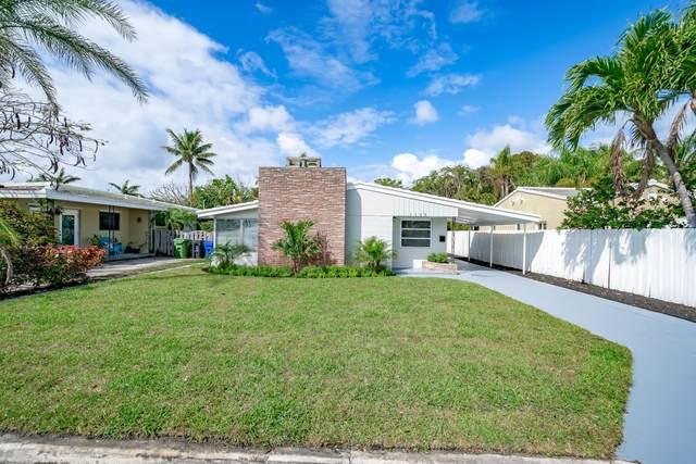 1125 NE 16th Terrace, Fort Lauderdale, FL 33304 (#RX-10609278) :: Ryan Jennings Group