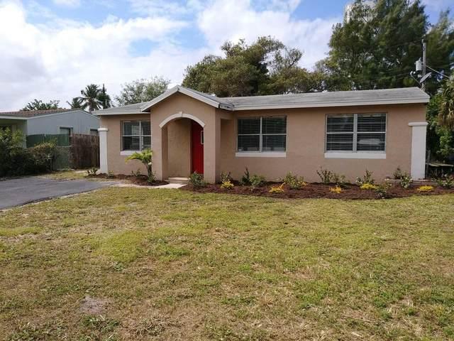 5709 Briarwood Street, Mangonia Park, FL 33407 (#RX-10609296) :: Ryan Jennings Group