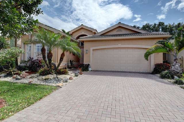 7412 Twin Falls Drive, Boynton Beach, FL 33437 (#RX-10609334) :: Ryan Jennings Group
