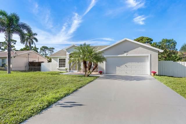 5317 Palm Ridge Boulevard, Delray Beach, FL 33484 (#RX-10609341) :: Ryan Jennings Group