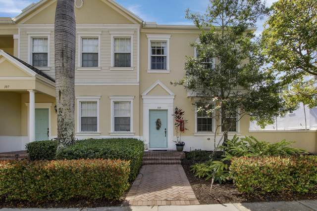118 Seagrape Drive #108, Jupiter, FL 33458 (#RX-10609353) :: The Reynolds Team/ONE Sotheby's International Realty