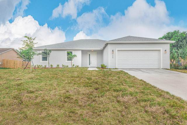 1090 SW Benchor Avenue, Port Saint Lucie, FL 34953 (#RX-10609385) :: Ryan Jennings Group