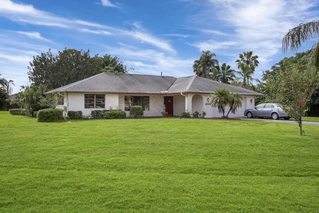 2001 SE Elmhurst Road, Port Saint Lucie, FL 34952 (#RX-10609394) :: Ryan Jennings Group