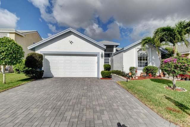 1045 Fairfax Circle W, Boynton Beach, FL 33436 (#RX-10609431) :: Ryan Jennings Group