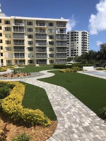 3114 S Ocean Boulevard #308, Highland Beach, FL 33487 (#RX-10609474) :: Ryan Jennings Group