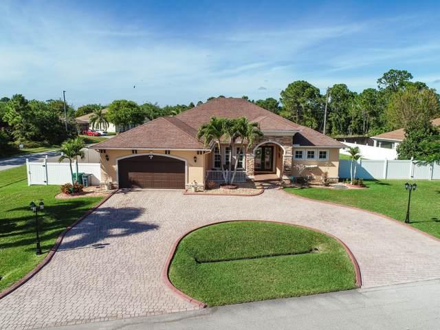 403 SW Nabble Avenue, Port Saint Lucie, FL 34953 (#RX-10609490) :: The Reynolds Team/ONE Sotheby's International Realty