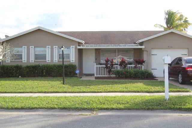9266 SW 2nd Street, Boca Raton, FL 33428 (#RX-10609523) :: Ryan Jennings Group
