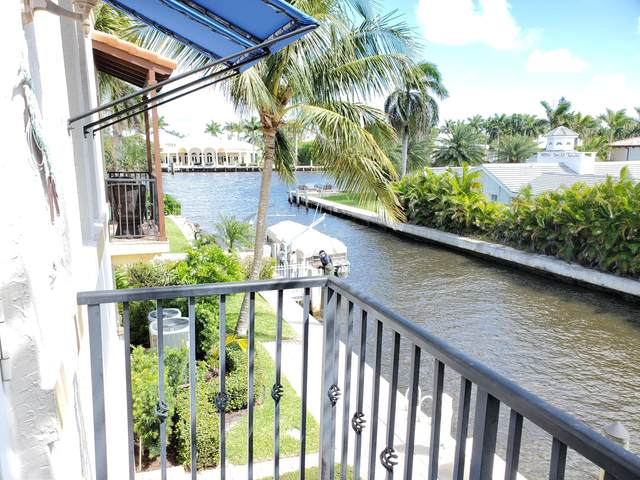 844 Virginia Garden Drive, Boynton Beach, FL 33435 (#RX-10609591) :: Ryan Jennings Group