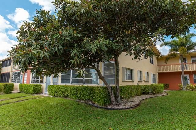 57 Andover C, West Palm Beach, FL 33417 (MLS #RX-10609596) :: Berkshire Hathaway HomeServices EWM Realty
