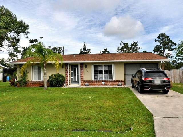 489 SE Galleon Lane, Port Saint Lucie, FL 34952 (#RX-10609623) :: Ryan Jennings Group