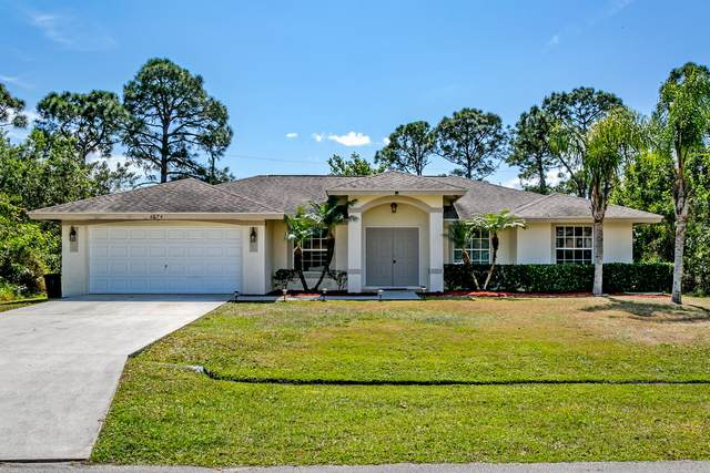 1074 SW Charcoal Avenue, Port Saint Lucie, FL 34953 (#RX-10609634) :: Ryan Jennings Group