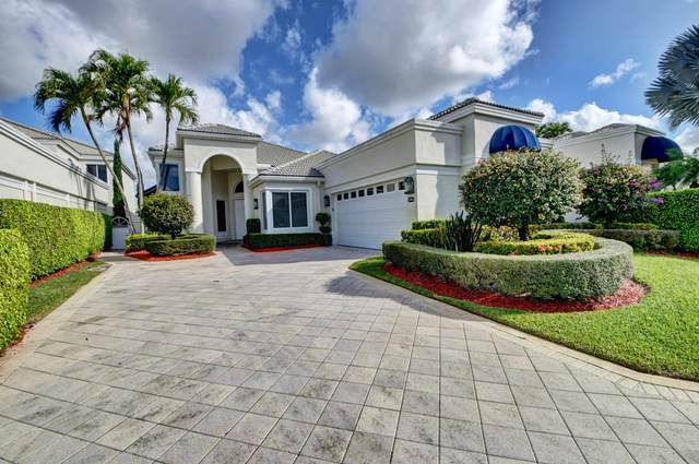 2563 NW 63rd Street, Boca Raton, FL 33496 (MLS #RX-10609638) :: THE BANNON GROUP at RE/MAX CONSULTANTS REALTY I