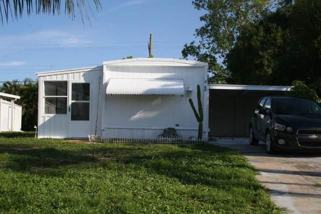 7000 SE Ridgeway Terr Terrace, Hobe Sound, FL 33455 (MLS #RX-10609644) :: Castelli Real Estate Services