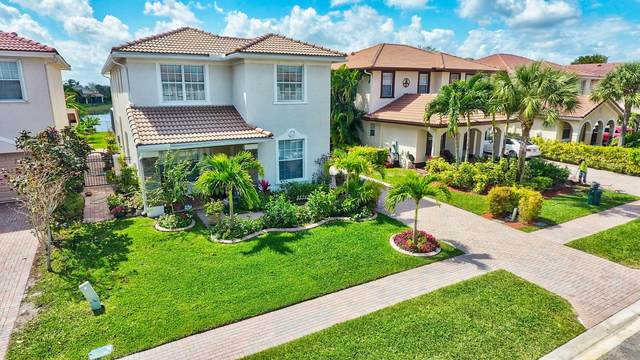 156 Catania Way, Royal Palm Beach, FL 33411 (#RX-10609651) :: Ryan Jennings Group