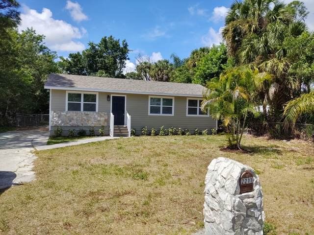 2211 N 44th Street, Fort Pierce, FL 34946 (#RX-10609665) :: Ryan Jennings Group