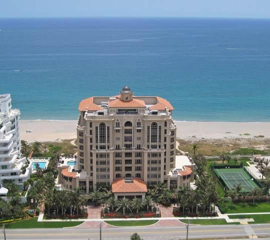 2500 S Ocean Boulevard #703, Boca Raton, FL 33432 (#RX-10609785) :: Ryan Jennings Group