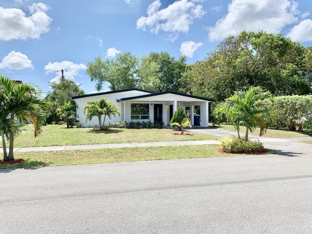 3790 NW 9th Court, Lauderhill, FL 33311 (#RX-10609850) :: Ryan Jennings Group