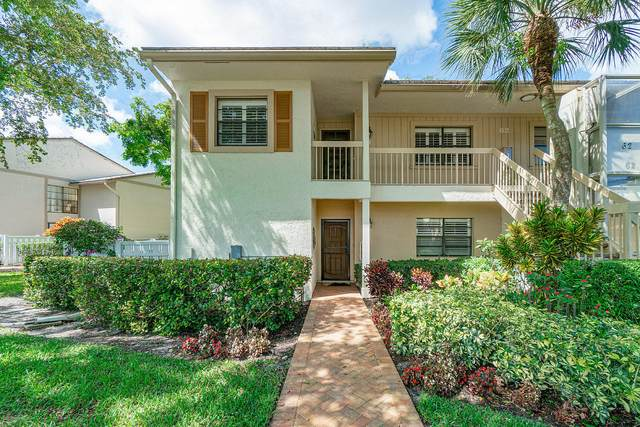 62 Eastgate Drive A, Boynton Beach, FL 33436 (#RX-10609855) :: Ryan Jennings Group
